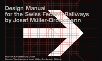 """Published in 1992 and reprinted in 2019 by Lars Müller Publishers, Josef Müller-Brockmann's """"Passenger Information System: Design Manual for the Swiss Federal Railways"""" stands as an important contribution."""