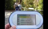 GPS-enabled devices like BarZ Adventures' GPS Ranger provide multimedia tour guides through zoos, tourist destinations, and other outdoor environments.