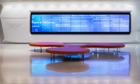 Nicklaus Childrens Donor Recognition Interactive Installation
