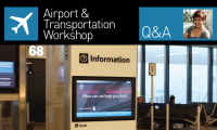 The SEGD/ASMN Airport & Transportation Workshop will happen Sept. 25-26 at DFW. Vicki Sundstrom, Sign Manager for SFO, will be a keynote speaker.