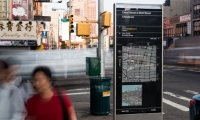WalkNYC is a new program of pedestrian maps that makes it easier to navigate New York City streets.