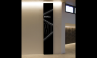 Thirst created signage and graphics that are tightly integrated with Studio Gang's architecture.