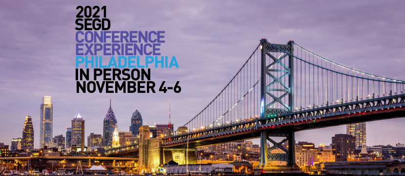 Join us for the 2021 Conference Experience in Philadelphia!
