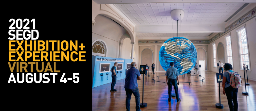 Join us for the 2021 Exhibition and Experience Event!