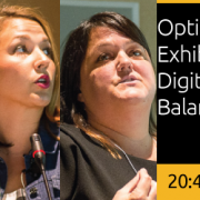 Optimizing Exhibits for Digital/Physical Balance Dialogue