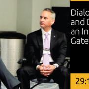 Richard Garcia & Joseph Labozan Dialogue: Planning and Designing for an International Gateway
