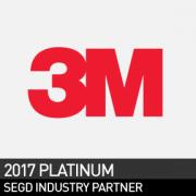 3M, SEGD 2017 Platinum Industry Partner