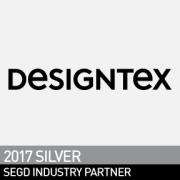 Designtex, SEGD 2017 Silver Industry Partner