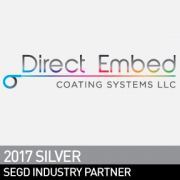 Direct Embed, SEGD 2017 Silver Industry Partner