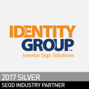 Identity Group,  2017 Silver Industry Partner