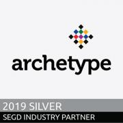 Archetype, 2019 SEGD Silver Industry Partners