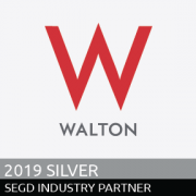 Walton Signs 2019 SSEGD Sliver Industry Partners