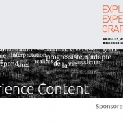 SEGD Explore Landing Page for Digital Experience Content