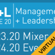 2020 Management and Leadership event goes Virtual