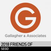 2018 Friends of SEGD - Gallagher & Associates