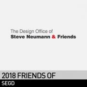 2018 Friends of SEGD - Steve Neumann & Friends