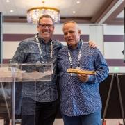 Congratulations to Graphtec, 2019 NEXPO Best Booth award winner!