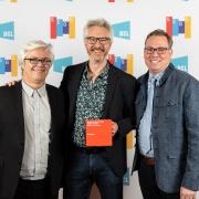 Congratulations to Designtex, 2019 SEGD Arrow award winner!