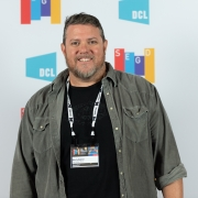 Marty Butler, The Butler Bros, at the 2019 SEGD Conference Experience in Austin, TX.