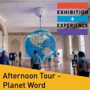 2021 E+E Tour: Planet Word, Afternoon