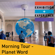 2021 E+E Tour: Planet Word, Morning