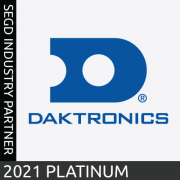 Daktronics, 2020 Platinum Industry Partners