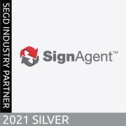 2021 Silver Industry Partner, SignAgent