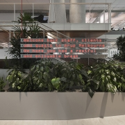 Arup Workplace Wayfinding and Environmental Graphics System