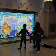 Shape shift to an animal and dance at the Bronx Zoo.