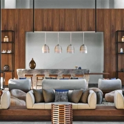 interior view of the Andaz Maui Resort by Rockwell Group