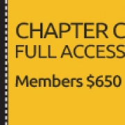 2020 Portland Conference Chapter Chair Registration
