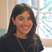 Headshot of Rachel Einslider, Design360