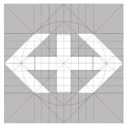 """Construction of the SBB Logo"""