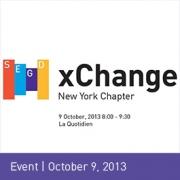 XChange NY Oct 9, 2013