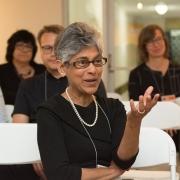 Participant at the Miami SEGD Academic Summit