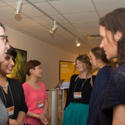 Participants at the Miami SEGD Academic Summit