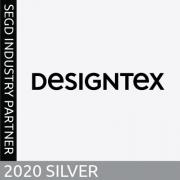 2020 SEGD Silver Industry Partner, Designtex