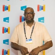 Ralston Smith at the 2017 SEGD Conference Experience Miami