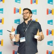 Tristan Valencia at the 2017 SEGD Conference Experience Miami