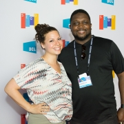 Katina Rigall Zipay and Anthony Morrison, 2017 SEGD Conference Experience Miami