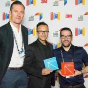 Simon Hancock, Jon Zhu, Paul Tabouré, 2017 SEGD Conference Experience Miami