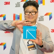 Korean Participant 1 at the 2017 SEGD Conference Experience Miami