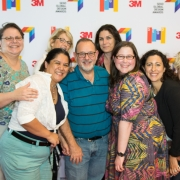 SEGD Staff and Joe Terramagra at the 2017 SEGD Conference Experience Miami