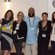 Julie Maggos, Kathleen Turner, Mo Khalfan, Anelle Stotz, Kristin Bennani, Miami