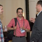 Mark Saunders, Jeff Bratten and Kyle Richter, Miami