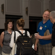 Teresa Cox, Grady Brown, Steve Reinisch, 2017 SEGD Conference Experience Miami