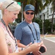 Ashley Schmitt and Chris Smith, Miami
