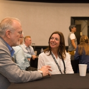 John Berry and Amy Lukas, 2017 SEGD Conference Experience Miami