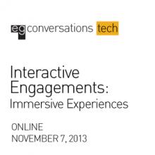 SEGD Webinar: Interactive Engagements Banner