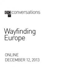 SEGD Webinar: Wayfinding Europe Banner